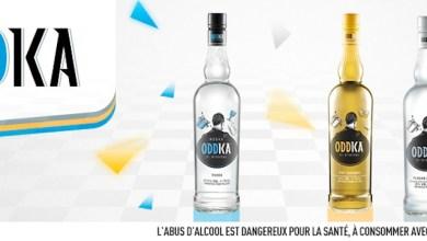Photo de Avis : ODDKA, une nouvelle Vodka dans nos verres