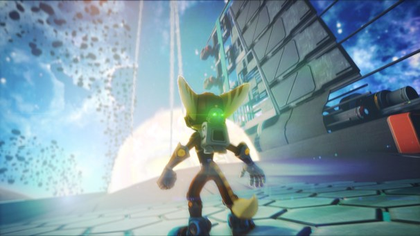 Ratchet & Clank PS3 a new dawn