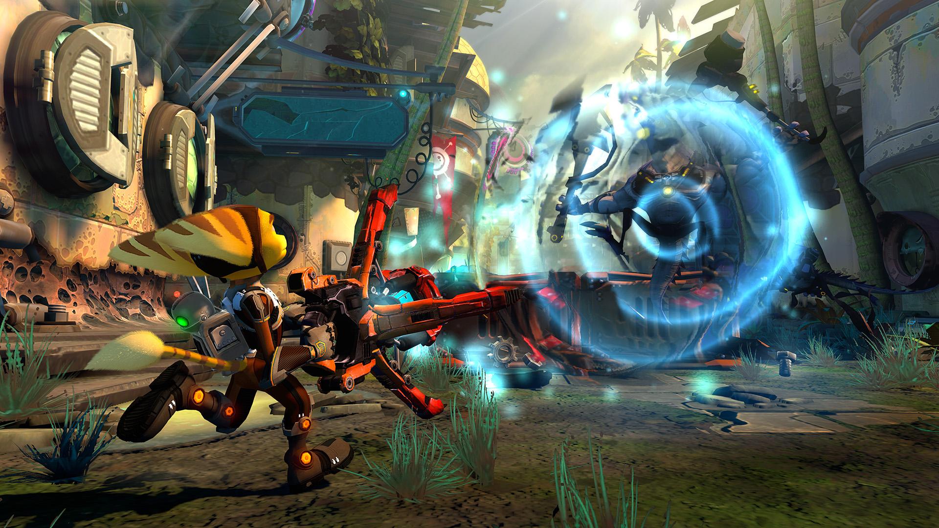 Ratchet & Clank PS3 répulseur