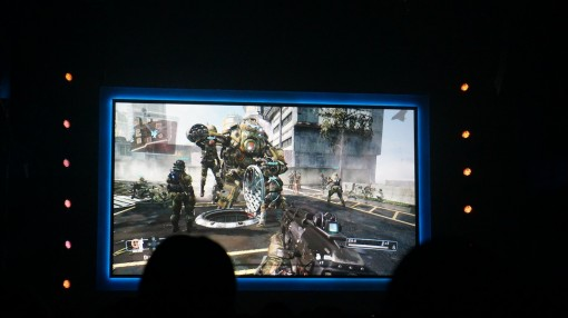 Titan Fall Xbox One EA Gamescom