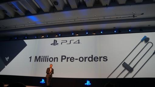Precommande PS4 gamescom