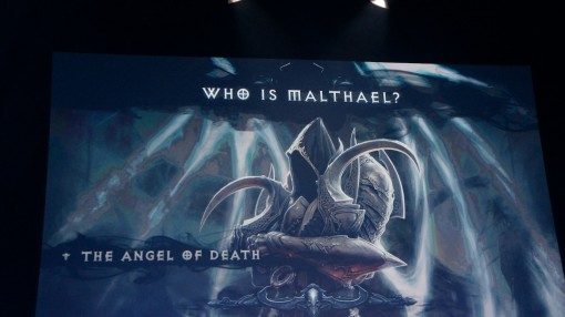 Reaper of Souls Malthael angel of death