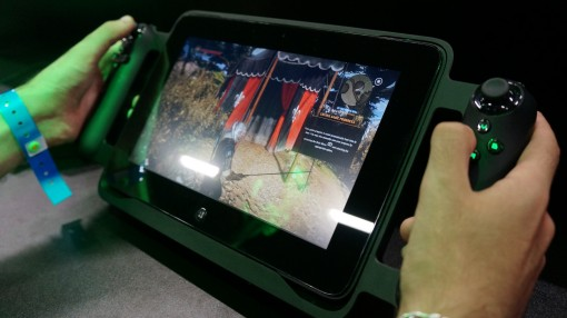 Razer Edge & Gamepad Controller