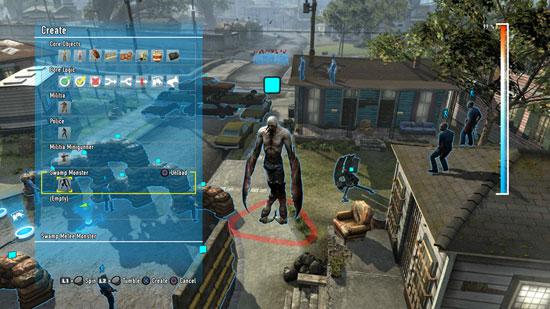 Infamous 2 création de missions