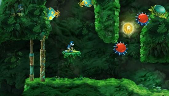 Rayman origins lums