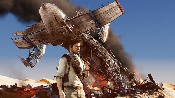 uncharted-3-crash-avion