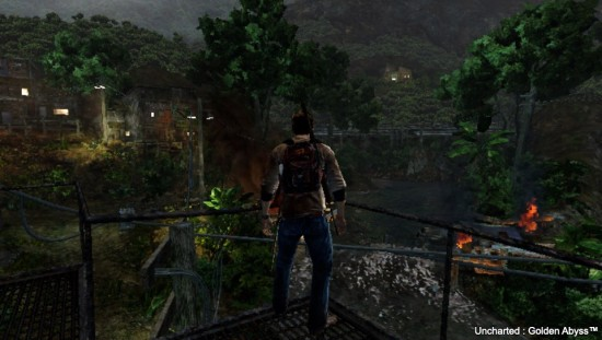 uncharted golden abyss graphisme
