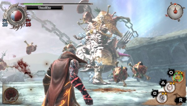 Soul Sacrifice Boss