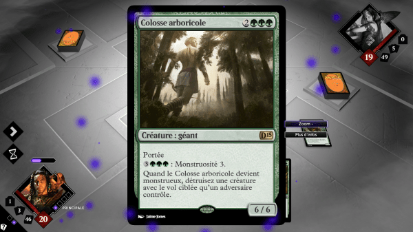 Duel of planeswalker 2015 colosse