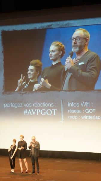 #AVPGot Maisie Williams Aria Stark Game of Thrones