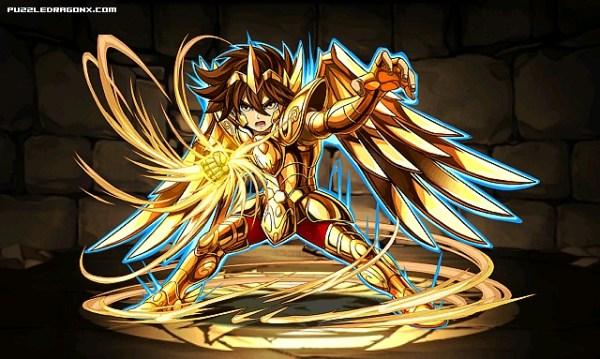Seiya Gold Puzzle Dragon