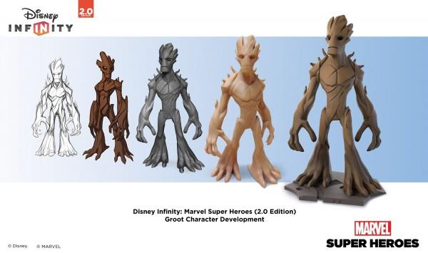 Groot-Disney Infinity Marvel