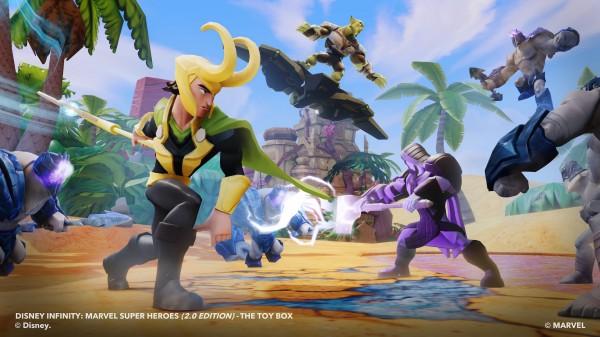 Disney Infinity 2.0 : Marvel Super Heroes Loki