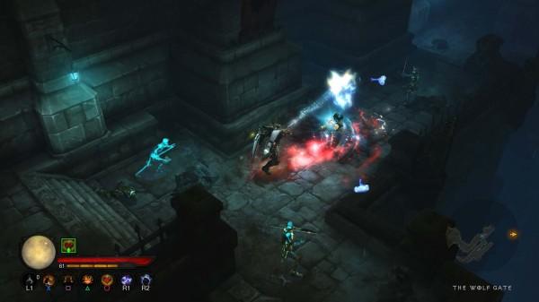 Diablo 3 Reaper of souls PS4