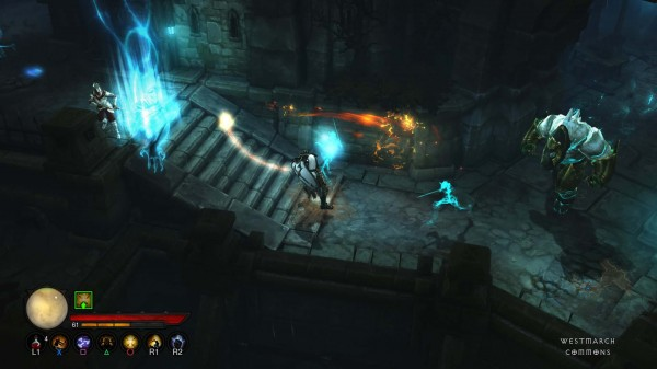 Diablo 3 Reapers of souls PS4 2