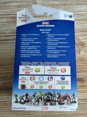 Figurine 'Disney Infinity 2.0' - Marvel Super Heroes Nick Fury 2