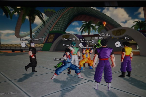 Dragon ball Xenoverse Team