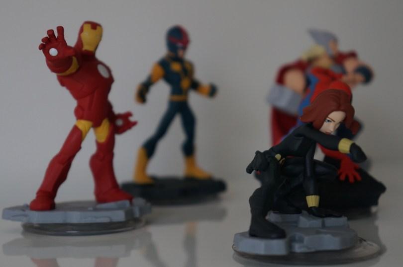 Iron man, la veuve noire