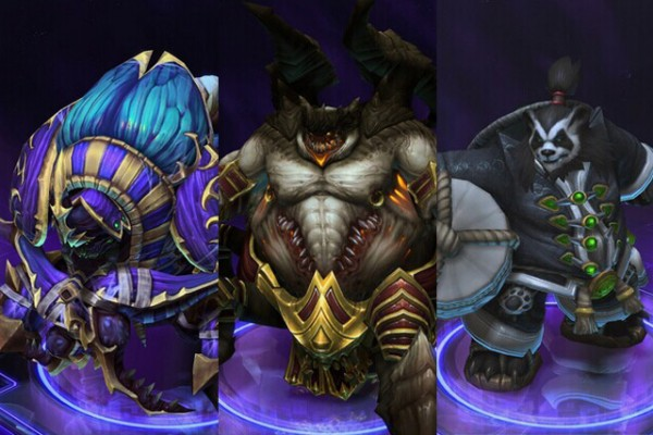 heroes of the storm new heroes