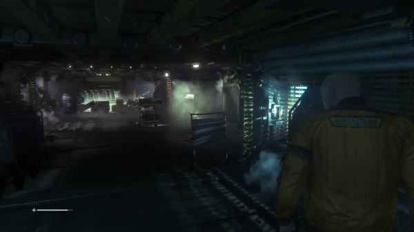 Alien: Isolation compagnon