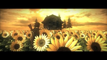 The Evil Within - Sunflowers