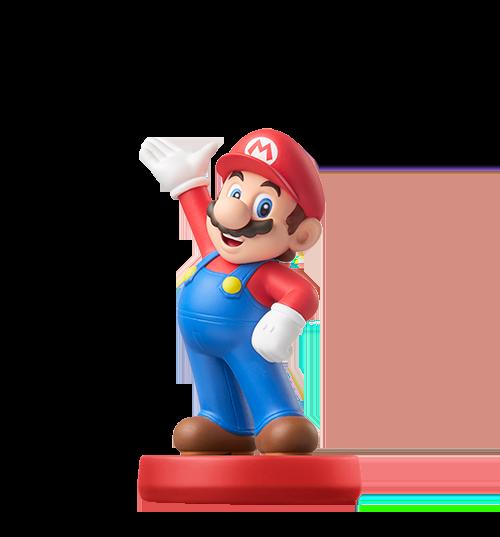 Amiibo Mario 2