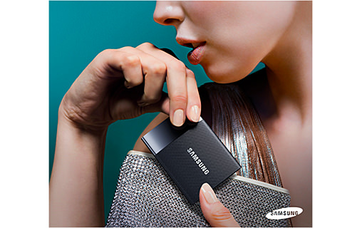 Samsung SSD Externe Taille