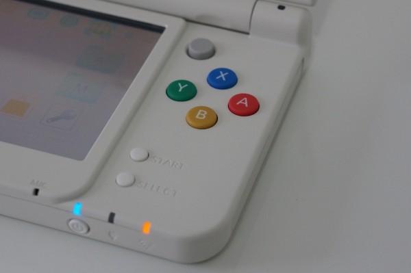 Nintendo New 3DS C stick