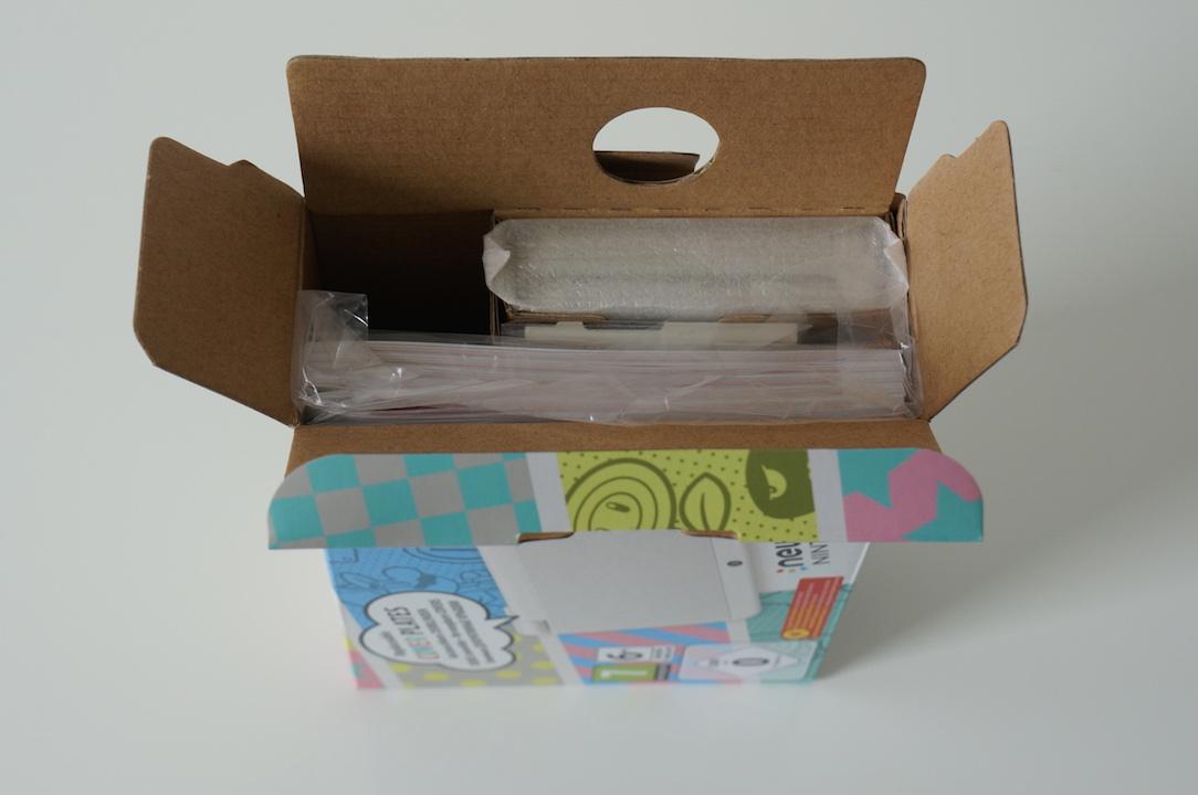 Nintendo New 3DS open box