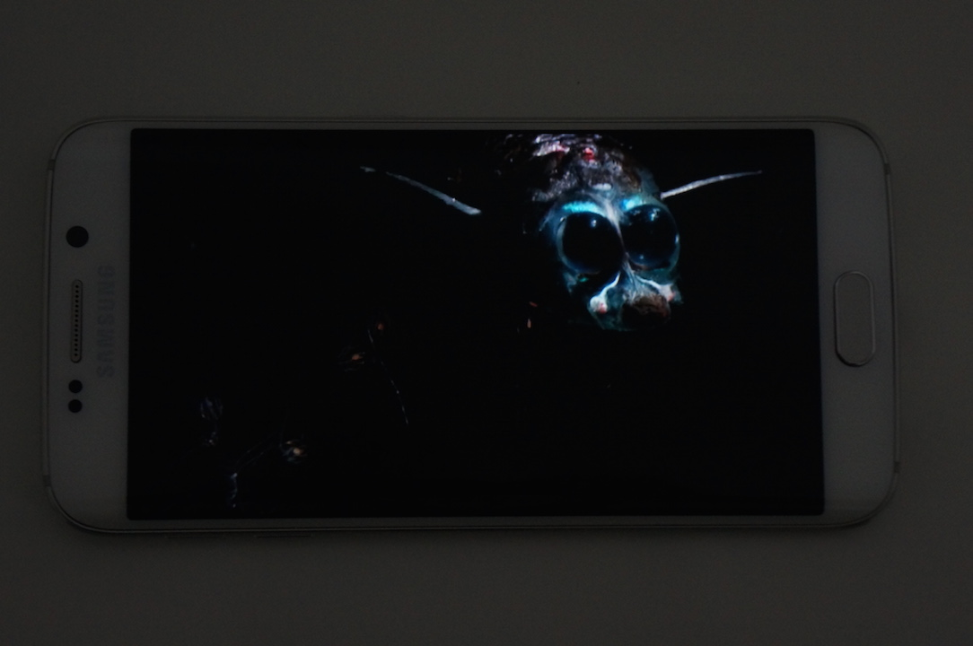 Galaxy S6 Edge ecran surper amoled