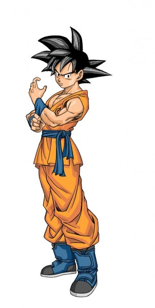 Goku - Dragon Ball Super - DBS