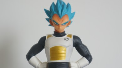 Photo of Unboxing – Figurine Vegeta SSGSS DXF