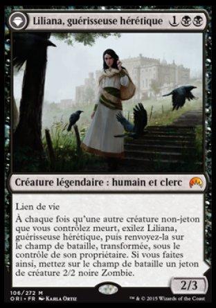 Liliana Magic Origines