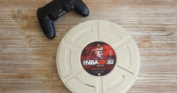 Press kit NBA 2K16