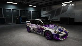 Forza 6 Honda S2000 Garage
