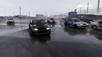 Forza 6 Subaru pluie