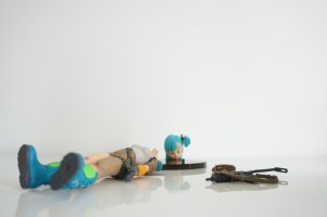 Dragon Ball SCultures Bulma