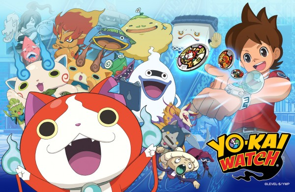 Yo-Kai Watch_Key Art_Horizontal