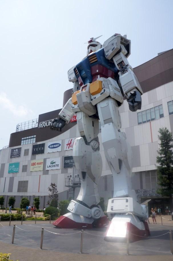 Gundam Odaiba