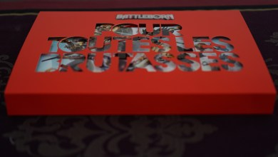 Photo of Unboxing – Press Kit Battleborn