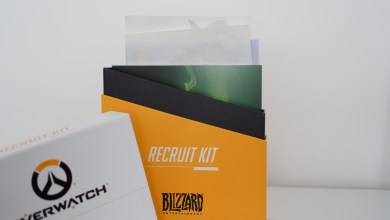 Photo of Unboxing – Press kit Overwatch «Recruit Kit»