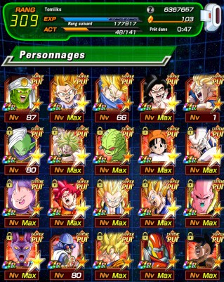 Box Tomiiks Dokkan Battle PUI