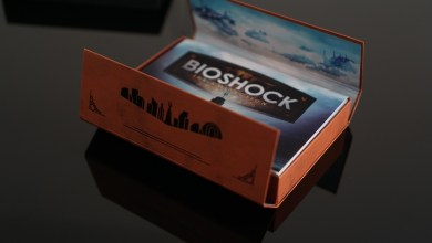 Photo of Unboxing – Press Kit Bioshock The Collection