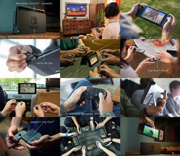 Nintendo Switch Gallery