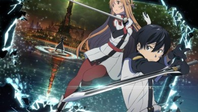 Photo of Sword Art Online Ordinal Scale au printemps 2017 en France