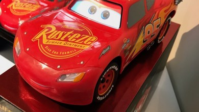Cars 3 products