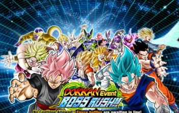 Boss Rush Dokkan Battle logo