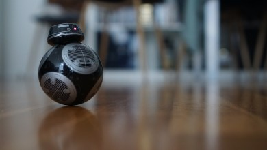 Photo of Star Wars 8 en approche, BB-9 débarque à la maison