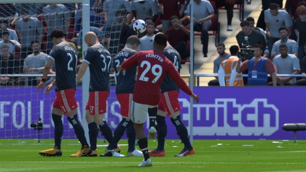 FREE KICK HUNTER FIFA 18