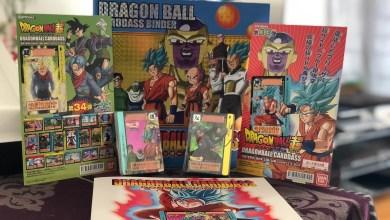 Photo of [MyCollection] Dragon ball Carddass Hondan – Part 33 & 34